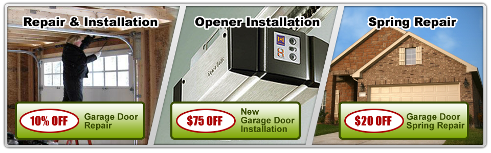 Garage Door Repair Longmont Services